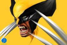 Leader of the Pack / Love me some Wolverine.