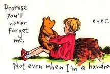 Love from Pooh / All things AA Milne