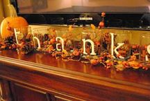 Thankful for Thanksgiving!!! / by Kellon Anderson