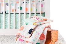Baby Nursery / Create a cozy nursery with a little inspiration and lots of love. Bring your nursery together with a stylish crib, dresser/changer, rocker, cute bedding and coordinating décor, plus find helpful DIY projects that perfectly fit your style. / by Target