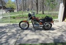 Back in the Saddle / Tim's articles about returning to motorcycling...reviews, trips, etc.