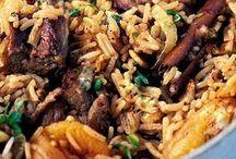 Maroccoan food