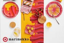 Marimekko for Target / The Marimekko for Target collection infuses an authentic Nordic sensibility and iconic prints into a signature collection of fashion and home pieces. Arriving in stores and online at Target.com April 17. / by Target