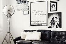 Home in Black&White @ OTTO / Coole Wohnideen, Möbel, Home Decor und Einrichtungsideen rund um das Thema Schwarz & Weiß findet ihr hier. Lasst euch inspirieren. Ob bei der neuen Einrichtung, oder für wunderbare Ideen in den gewohnten vier Wänden; warum nicht mal Schwarz Weiß sehen?