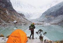Backpacking @ OTTO / Los, raus aus der Komfortzone – das Abenteuer wartet auf dich! Ob Backpacking in Thailand, die Gipfel der 7.000er-Berge oder Camping mit den Freunden – lass dich für deinen nächsten Trip inspirieren.