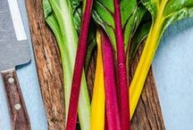 ✽ Garden Fresh Recipes / Food from the garden to feed your soul.