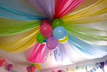 Party Ideas / Planning a party? Use these party ideas for your next party.