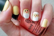 Nail Art / Beautiful nail art ideas and simple ways to paint your nails.
