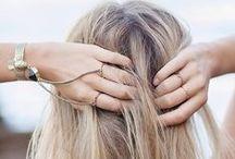 hair / by Sarah Wofford