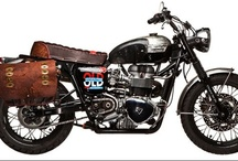motorcycle / by John Murray