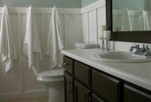 Bathrooms! / by Ginger McKenzie