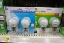 We've Made the Switch to GE Energy Efficient Lighting #GELighting / Make the switch to more energy efficient lighting