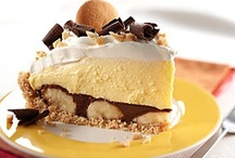 "Just Desserts / READ BEFORE PINNING! 1. Do not pin more than five pins at a time. 2. Pins MUST link to their original websites or recipes (check to make sure it's a legitimate site before you pin and DO NOT pin just a google or yahoo image) 3. Pins may not be ""uploaded by user"" unless they are your original content. 4. No advertisements, please. Please follow these rules so we can make this a truly wonderful community board. / by Melanie {My Fashion Chronicles}"