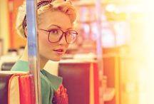 fashion photography inspiration. / by Elissa Ribant