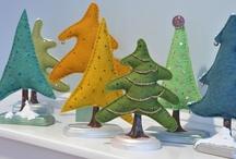 Para la Navidad / by La Casita del Árbol
