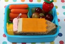 Back to School / Back-to-School crafts, lunch ideas, tips, products, inspiration and ideas for kids and moms. #BacktoSchool