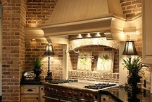 Home - Kitchen Ideas / by Cheri Armstrong