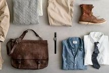 men's style / by Sarah Wofford