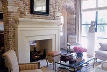 Home - Fireplace ideas / by Cheri Armstrong