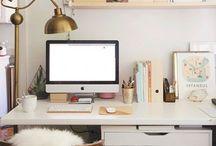 work spaces / by Josefa Galindo