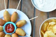 Appetizers and Snacks / Whether you need a snack recipe or an appetizer recipe, you can find it here.