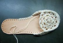 crochet SHOES at dukyindy@hotmail.com