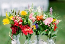 BLOOMS | with MILK / Great ideas on how to get creative with flowers!