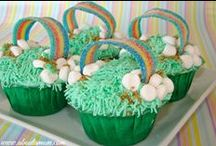 St. Patrick's Day / St. Patrick's Day recipes, crafts, kid's activities, party ideas and more. Tips, tricks and inspiration. / by Laura and Angela