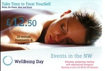 WellBeing Day / WellBeing Day: Relaxing, pampering, healing - experienced therapists starting at £12.50 (30 Mins) at the Old School, Fairfield Street, Warrington WA1 3AJ - WellBeing Day treatments include: Massages - Aroma, Hot Stones, Indian Head, Reflexology, Thai Foot Massage, Reiki, Hopi Ear Candles and Card Readings  Pre-book to avoid disappointment by text on 07808 160315 or email: appointment@wellbeingday.com