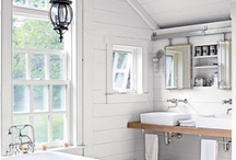 Bathroom Ideas / by Kathleen | Yankee Homestead