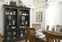 DIY Buffet & Hutch Ideas / by Kathleen | Yankee Homestead