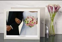 WEDDINGS | with MILK / Exquisite wedding albums made by you at http://weddings.milkbooks.com/ / by MILK Books