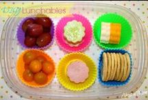Bento Lunch Ideas for Kids / Lunch should be fun! Bento lunch ideas for kids. Tips, tricks, tools, inspiration and more.