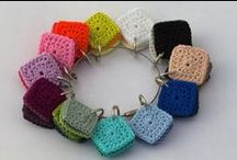 CRAFTS - Crochet and Knitting / There are many projects that involve knitting and crocheting. Here are tips, tricks and project ideas.