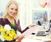 Administrative Professional's Day / Ideas for Gift of Flowers for Administrative Professionals' Day – Secretaries Day