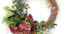 ✽ Wreaths / Wreaths for all seasons. Wreaths for all!