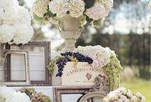 Vintage Wedding Ideas / Vintage Looks