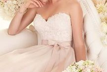 Perfect Pastels for your Party / If you are looking for delicate, pastel colors are for you. Ivory, peach, light pink, baby blue and so many others are the shades for that soft color palette you desire.