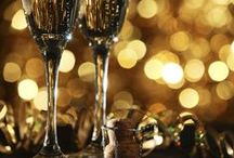 New Year 2015 / New Year's Eve events in the Golden Isles plus some fun pins with party ideas, quotes for the New Year, and other sparkly stuff.