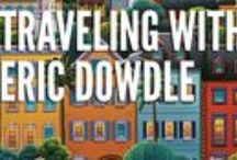 Travel the World / Through the eyes of an artist, you can see the world. Eric Dowdle takes you with him on his journeys all over the globe.  / by BYUradio
