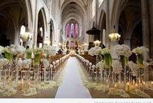 décor église mariage