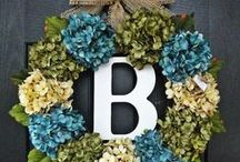 Creative Flower Wreaths