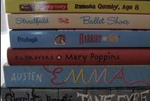 Books Worth Reading / by Stephanie Alvarez @ Quarter Incher