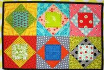 Quilting  / by Stephanie Alvarez @ Quarter Incher