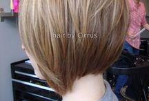 Hair - Annie / by Annie Hedgpeth