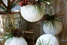 Christmas Crafts / by Carol Richardson