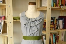 Sewing Clothing  / by Emily Bradley