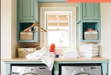 Laundry Room / by Annie Hedgpeth