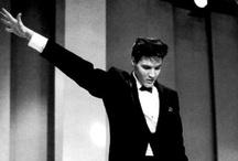 Elvis / by Emily Bradley