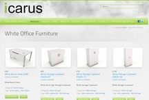 Wholesale Office Furniture / Wholesale Office Furniture Suppliers UK - Massive discounts for trade dealers and resellers. White and maple ranges include bench desks from £55, mobile pedestals from £49, rectangular & round meeting tables, storage cupboards, desk high drawer units, bookcases, wave desks and corner desks. High quality office furniture at discount prices! http://www.icarusofficefurniture.co.uk